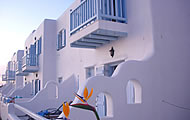 Amazing View Hotel, Agios Stefanos, Mykonos, Cyclades, Greek Islands, Greece Hotel