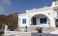 Mina Beach Hotel, Agios Stefanos, Mykonos, Cyclades, Holidays in Greek Islands
