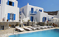Princess of Mykonos Hotel,Kiklades,mikonos,Agios Stefanos,with pool