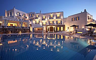 Grand Beach Hotel, Megali Ammos, Mykonos, Cyclades, Greece Hotel