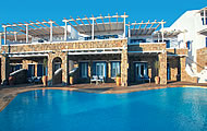 Arte & Mare Elia Suites, Mykonos, Cyclades, Greek Islands, Greece Hotel
