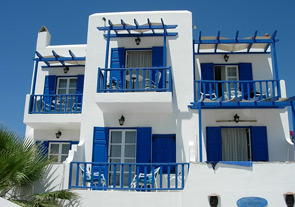 Villa Medusa Resort Hotel,Plaka,Naxos,Cyclades Islands,Aegean Sea,Greece