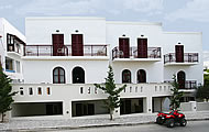 Aeolis Hotel, Saint George Beach, Naxos Island, Cyclades, Greece Hotel