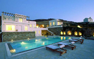 Villa Galaxy Mykonos Hotel Apartment Greece