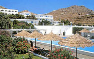 Aphrodite Beach Hotel,Cyclades,Kalafati,mykonos,beach,with pool