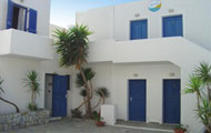 Greece, Greek Islands, Cyclades Islands, Serifos Island, Naias Hotel