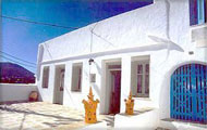 Annas house, Sifnos, Artemonas, Cyclades, Greek Islands, Greece, Traditional, Architecture, Quiet,