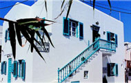 Hotel Galini Mykonos, Greece, Cyclades Island, Nightlife, Bars, Super Paradise,
