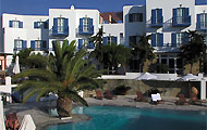 Poseidon Hotel, Mykonos, Town, Greek islands, Greece, beach, night life, paradise beach