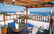 Hotels in Greece, Greek Islands, Cyclades Islands, Rooms in Syros, Ermoupoli, Diana Rooms to rent