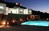Pino Di Loto Apartment Suites, Syros, Kini, Greek Islands