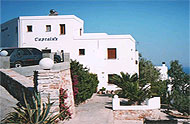 The Captains Hotel, Syros, Cyclades
