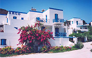 Greece, Hotels in Greek Islands, Cyclades Islands, Syros, Kini, Argo Studios Apartments