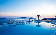Santorini Princess Luxury Spa Hotel, Imerovigli, Santorini, Cyclades, Greek Islands, Greece Hotel