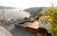 Greece,Greek Islands,Cyclades,Santorini,Oia,Ikies Traditional Houses