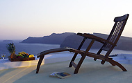 Greece,Greek Islands,Cyclades,Santorini,Oia,Museum Spa Wellness Hotel