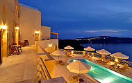 Grand View Studios & Pool, Megalochori, Santorini, Cyclades, Greece Hotel