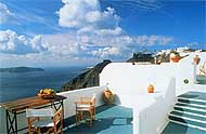 Homeric Poems,Kiklades,Santorini,Firostefani,Volcano View,sea,beach,with pool,garden