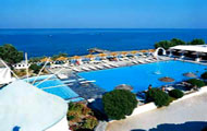 Mediterranean Beach Palace Hotel,Kiklades,Santorini,Messaria,Volcano,with pool