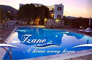 Tzane Apartments,Kiklades,Paros,Golden Beach,with pool,with bar