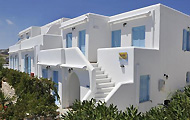 Danaides Apartments, Naoussa Paros Island, Hotels and Apartments in Paros Cyclades Islands Greece