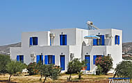 Theofili Rooms, Zefiria, Milos, Cyclades, Holidays in Greek Islands