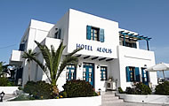 Aeolis Hotel, Adamas, Milos, Cyclades, Greek Islands, Greece Hotel