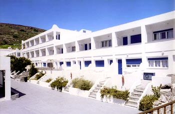 Lagada Beach Hotel,Adamantas,Kiklades,Milos,Adamas,with pool,with bar