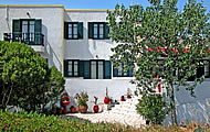 Rigas Hotel, Adamas, Milos, Cyclades, Greek Islands, Greece Hotel