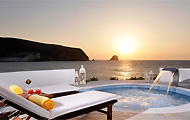 Melian Hotel & Spa, Pollonia Milos Island, Hotels in Milos Island,Cyclades Greek Islands Greece