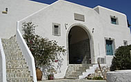 Flora Studios & Apartments, Alopronia Village, Sikinos Island, Cyclades Islands, Holidays in Greek Islands, Greece