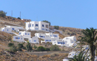Apollon Village Hotel, Kleisidi beach, Anafi island, Cyclades