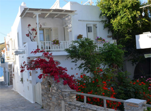 Villa Katapoliani, Amorgos, Greece