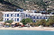 Chryssi Akti Hotel,Kiklades,Andros,Batsi,with pool,with bar
