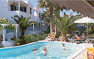 Lilly's Island Hotel,Cyclades Islands,Antiparos Island,with pool,with bar