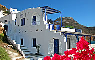 Pano sto Kima Apartments, Holidays in Greek Islands, Agali Bay, Folegandros Island