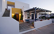 Avra Pension, Gialos Beach, Ios, Cyclades, Greek Islands, Greece Hotel