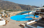Levandes Luxury Resort Hotel,Cyclades Islands,Ios Island,with pool,beach,garden,with bar, Holidays and Rooms in Greece