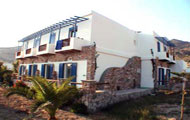 Greece, Greek Islands, Cyclades Islands, Ios, Aegeon Hotel
