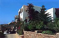 Village Twins Hotel,Cyclades Islands,Ios Island,with pool,beach,garden,with bar