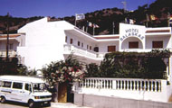 Greece,Greek Islands,Dodecanesa,Karpathos,Diafani,Balaskas Hotel