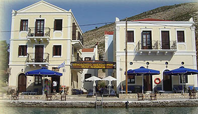 Kastellorizo,Kastellorizo Hotel,Dodecanesa,Greek islands