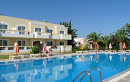 Iris Hotel, Psalidi, Kos, Dodecanese Islands, Greece
