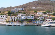 Olympus Apartments,Tilos,Dodecanissa Island,Beach,Port,SEA