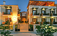 Theofilos Paradise Boutique Hotel, Lesvos, Mytiline, Aegean Islands, Greek Islands Hotels