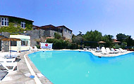 Akti Myrina Hotel,Aegean Islands,Limnos,Myrina,with pool,with garden,beach