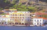Lemnos Hotel, Myrina, Limnou, Limnos, North Aegean Islands, Greek Islands, Greece,