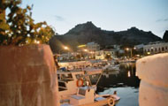 Arion Beach Rooms, Riha Nera, Limnos, North Aegean Islands, Greek Islands, Greece
