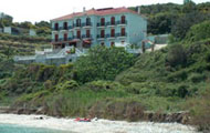 Sunrise Beach Hotel, Kokari, Samos Island, close to the beach