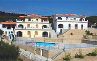 Hotels and Apartments in Greece,Greek Islands,Aegean,Samos Island,Marathokampos,Pantheon Apartments